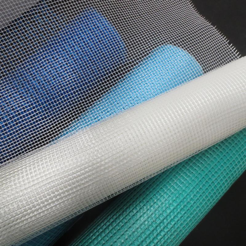 保温一体板增强网格布